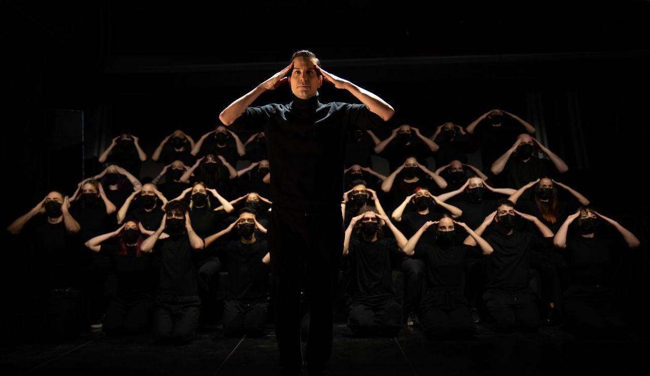 Marron sorprende a C. Tangana con una espectacular coreografía con su disco 'El madrileño'