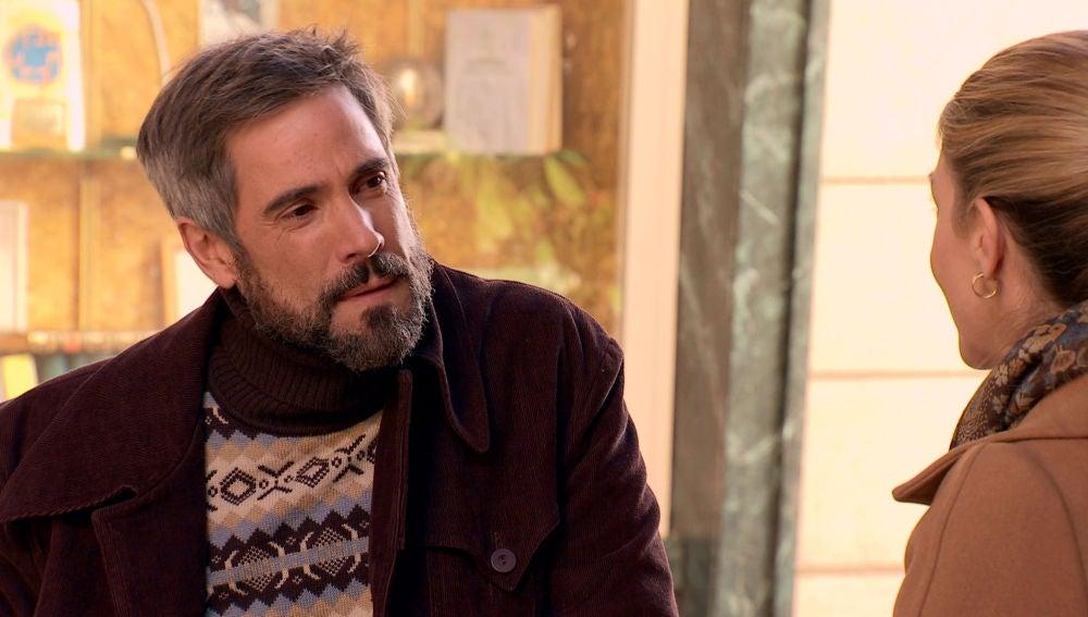 Gorka cita a Maica para desenmascarar a Juan