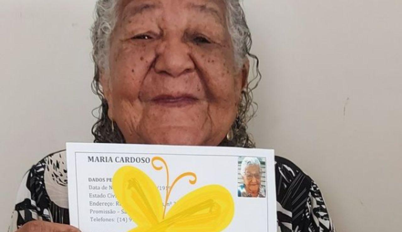 Una mujer de 101 años envía su currículum a una empresa y su historia se hace viral en redes sociales