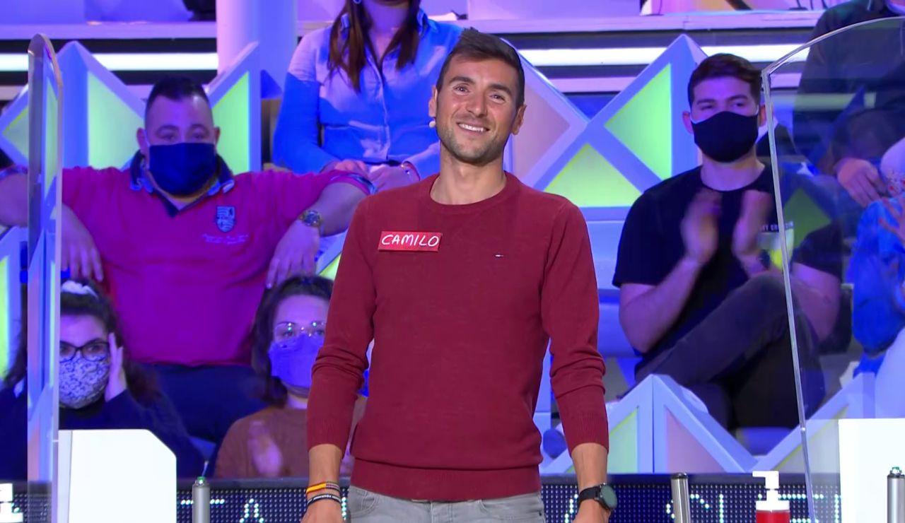 ¡Un atleta olímpico! La aplaudida historia de Camilo, un concursante participará en los Juegos Olímpicos