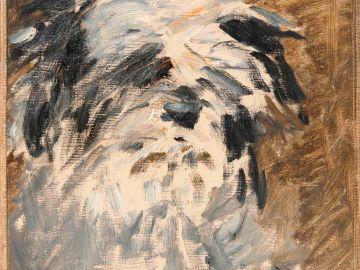 El cuadro 'Minnay' pintado por Édouard Manet