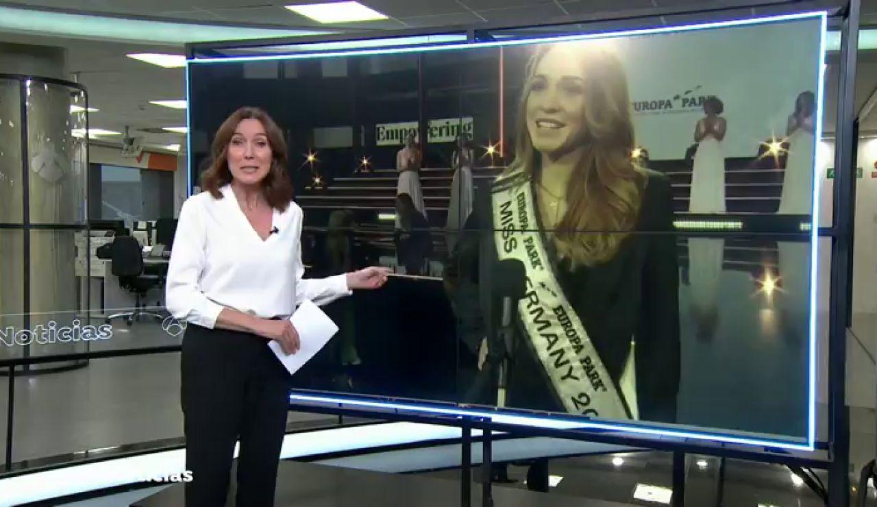 Madre de 33 años y dos dos niñas: así es la ganadora de Miss Alemania 2021