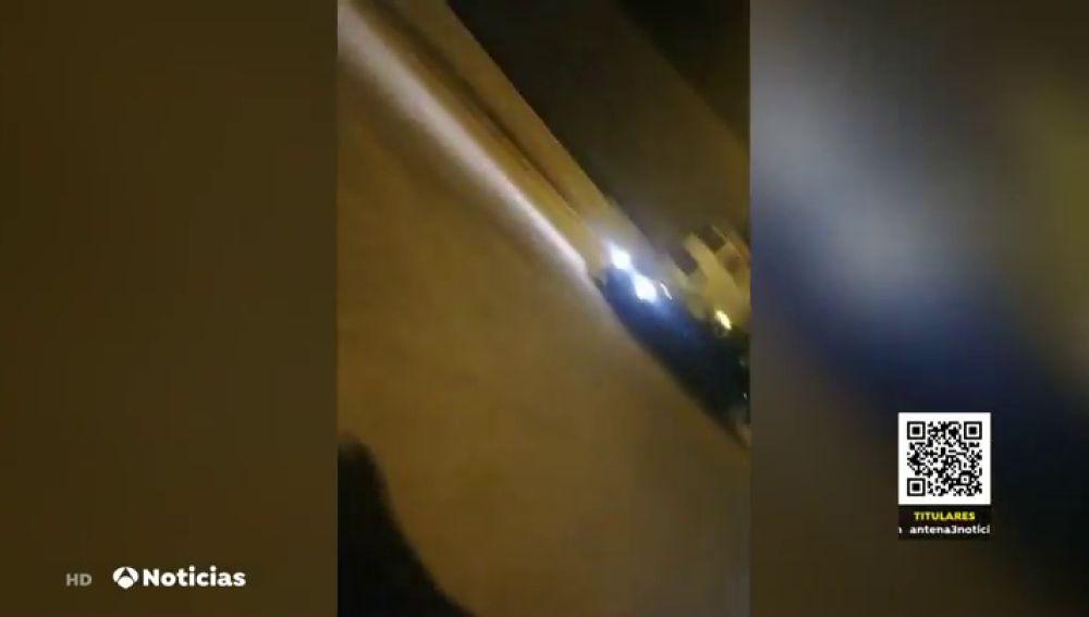Investigan a cuatro jóvenes por conducción temeraria en Jaén tras grabarlo y subirlo a las redes