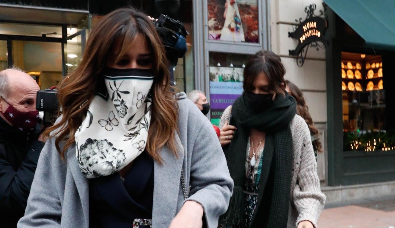 Sara Carbonero celebra su recuperación comiendo con Iker Casillas e Isabel Jiménez