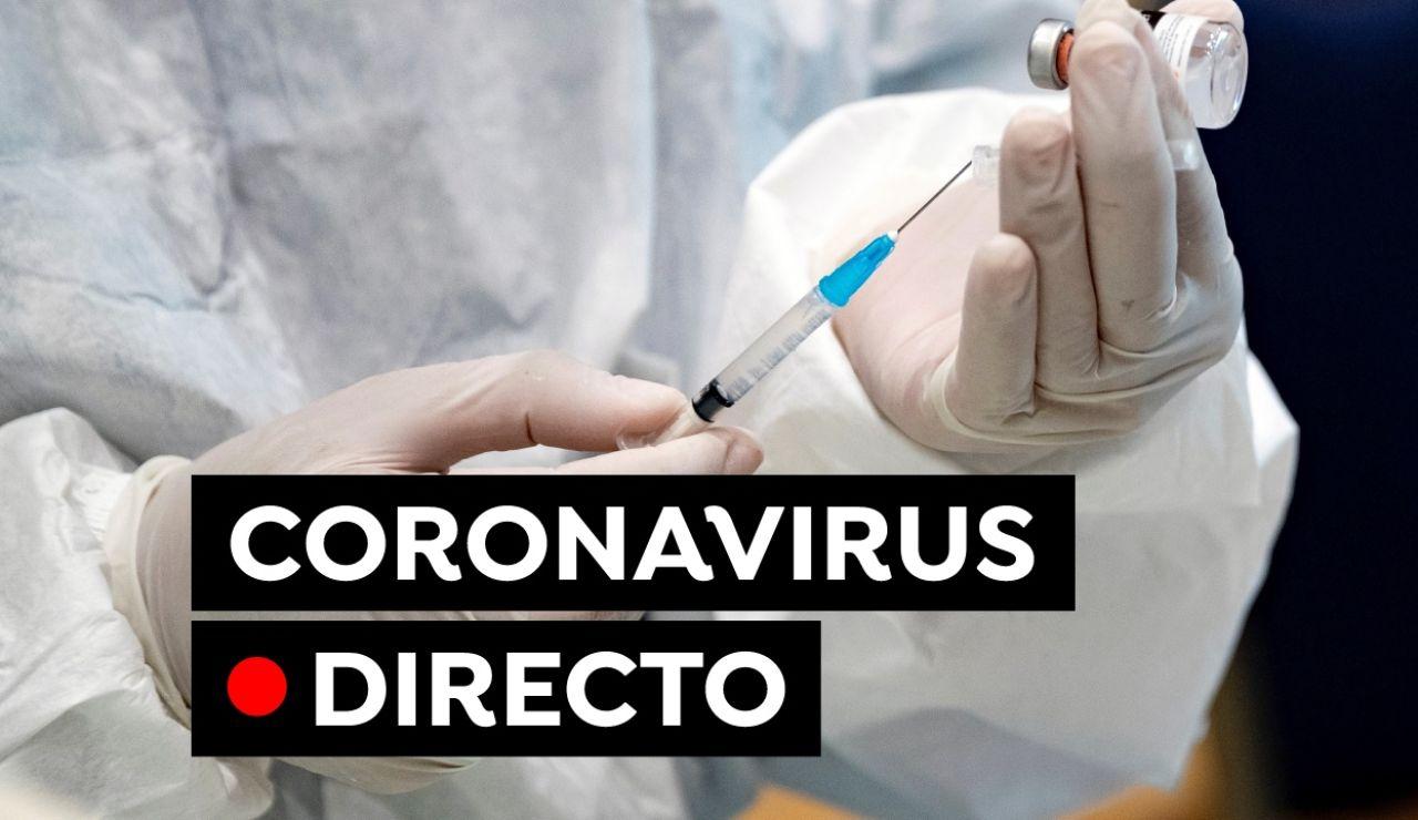 Coronavirus en España hoy: Restricciones en Madrid, Cataluña, Castilla-La Mancha, Andalucía, datos y última hora de la vacuna contra el COVID-19