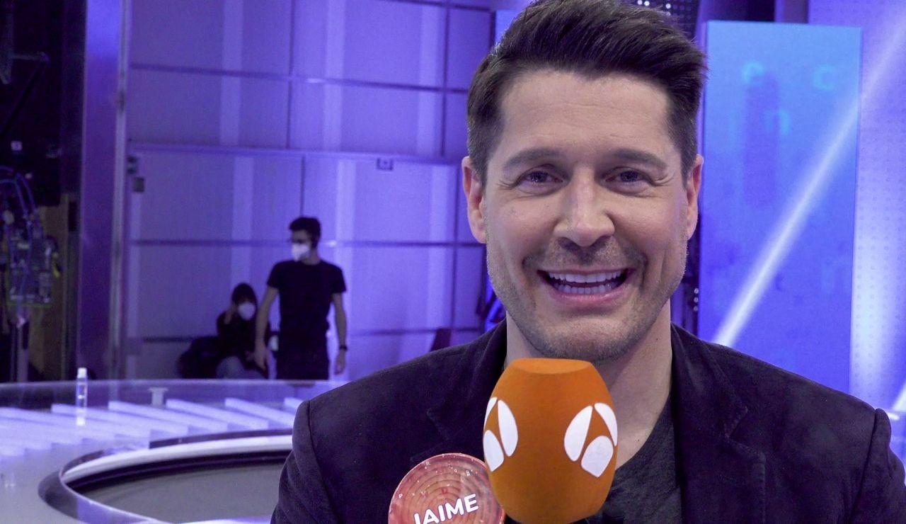 """Jaime Cantizano: """"'Pasapalabra' ha sido de los programas que más satisfacciones me ha dado"""""""