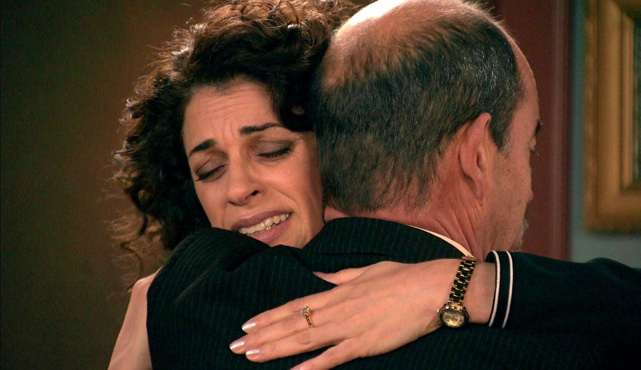 La doble cara de Beltrán: María cae en los brazos de un asesino