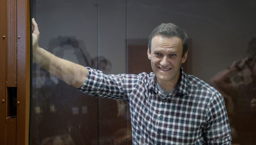 El líder opositor ruso, Alexéi Navalni.