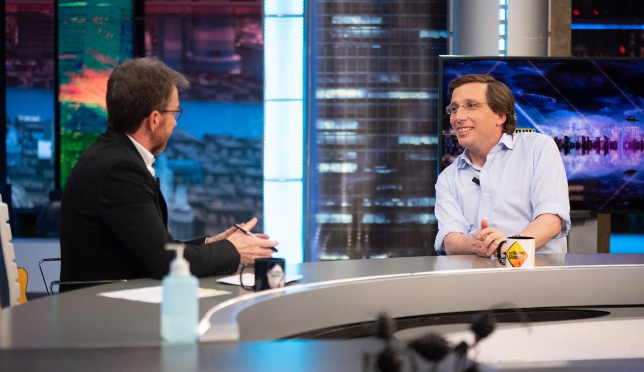 """José Luis Martínez-Almeida, sobre el cambio de sede del PP: """"Lo importante no es la sede, es la calle"""""""