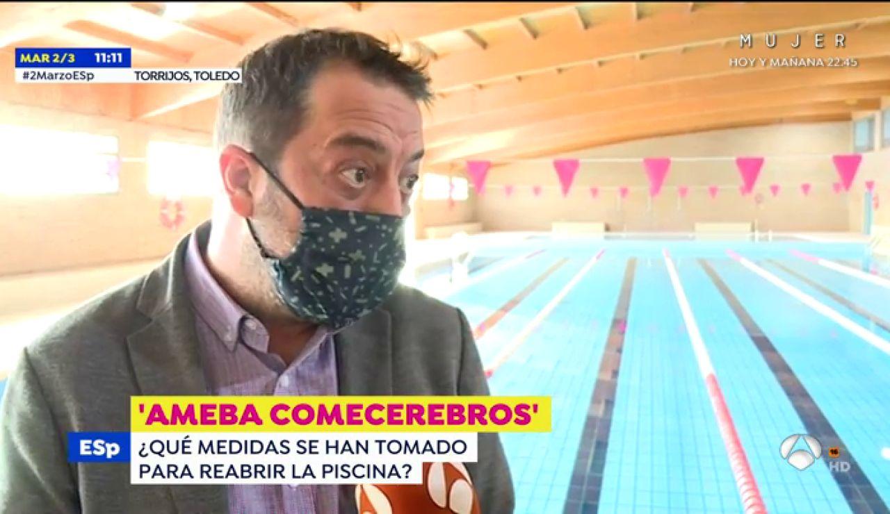 Reabre la piscina de Torrijos donde se detectó la 'ameba comecebros'