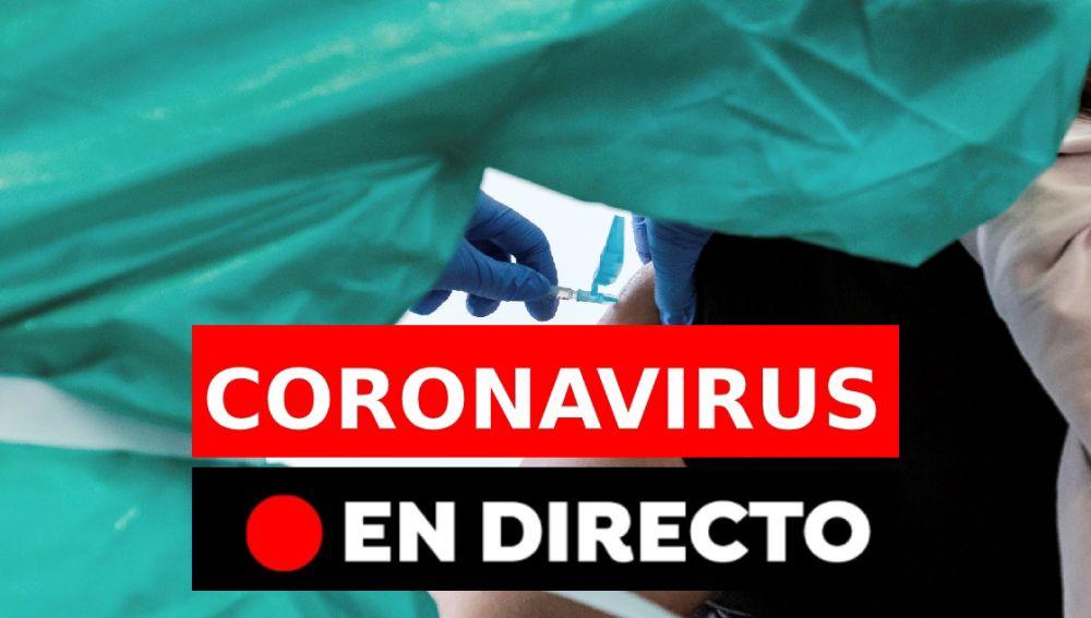 Coronavirus en España hoy: Restricciones en Madrid, Cataluña, Baleares, Andalucía, datos y última hora de la vacuna contra el COVID-19