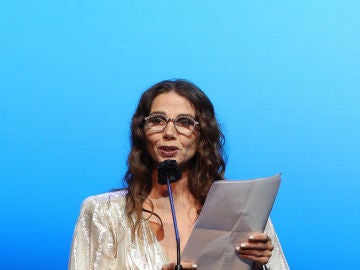 Victoria Abril en los Premios Feroz 2021