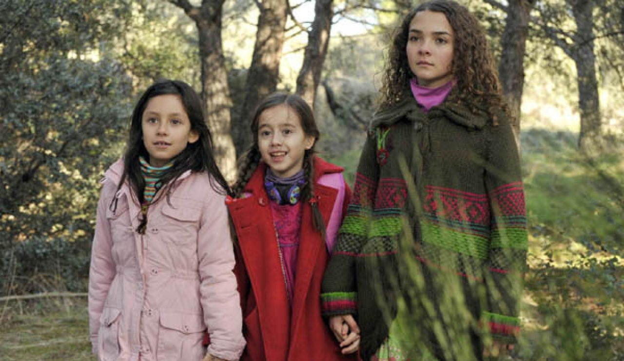 Fotograma de 'Los Protegidos'