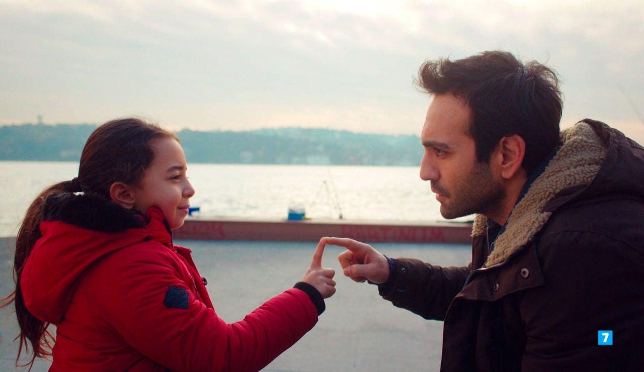 """Demir y Öykü, inseparables: """"Vamos a luchar juntos contra todo lo que venga"""""""