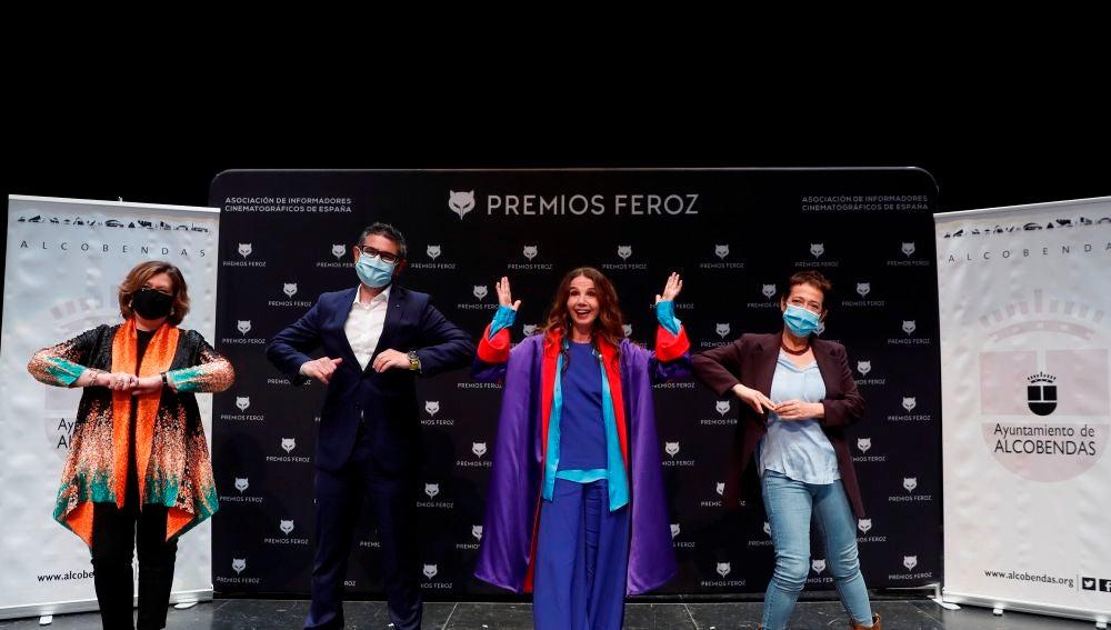 Ver la gala de los Premios Feroz 2021 en directo