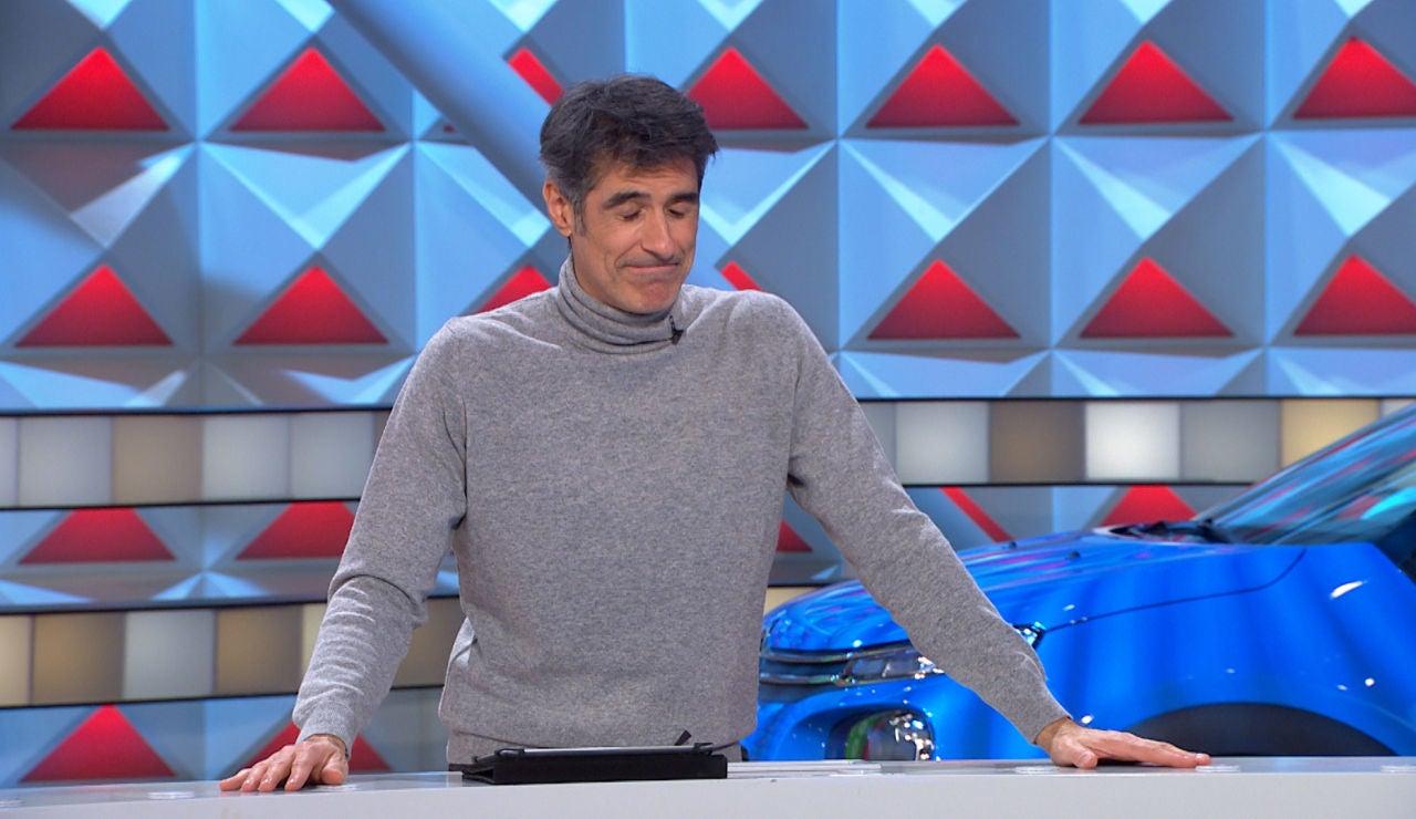 """Jorge Fernández se entristece en 'La ruleta de la suerte': """"Otra más que no me escucha"""""""