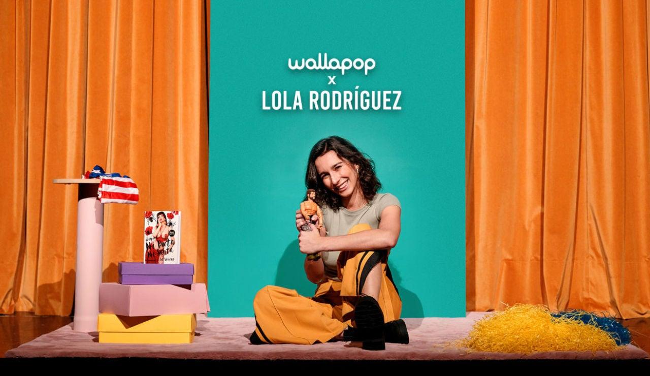 Patrocinado Lola Rodríguez