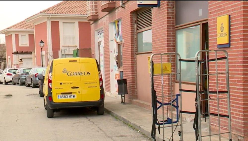 Oficina de Correos en Guadalix de la Sierra.