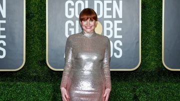 Bryce Dallas Howard en los Globos de Oro