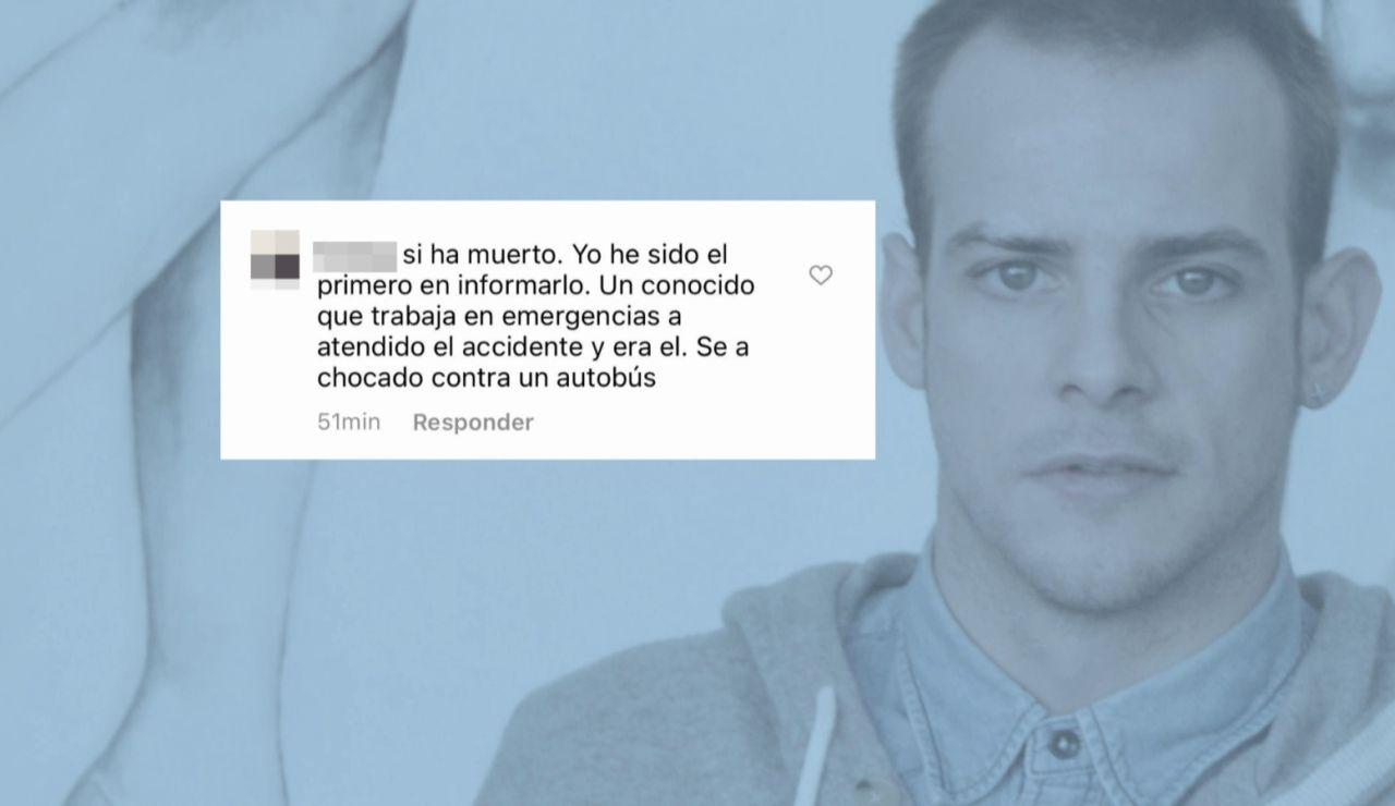 Polémica en el fallecimiento de Álex Casademunt