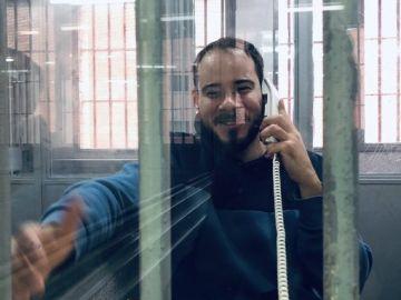 Pablo Hasél en la cárcel