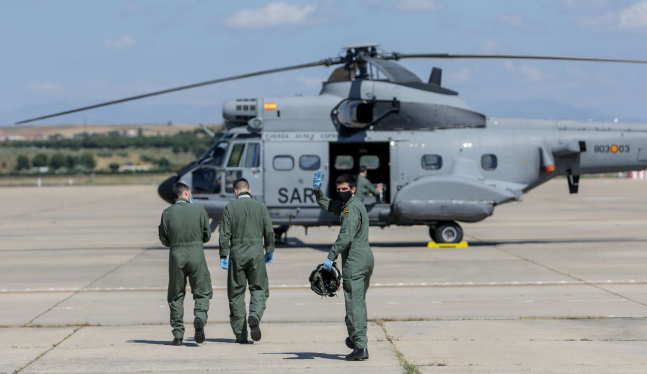 Atacada una base militar de EEUU con militares españoles