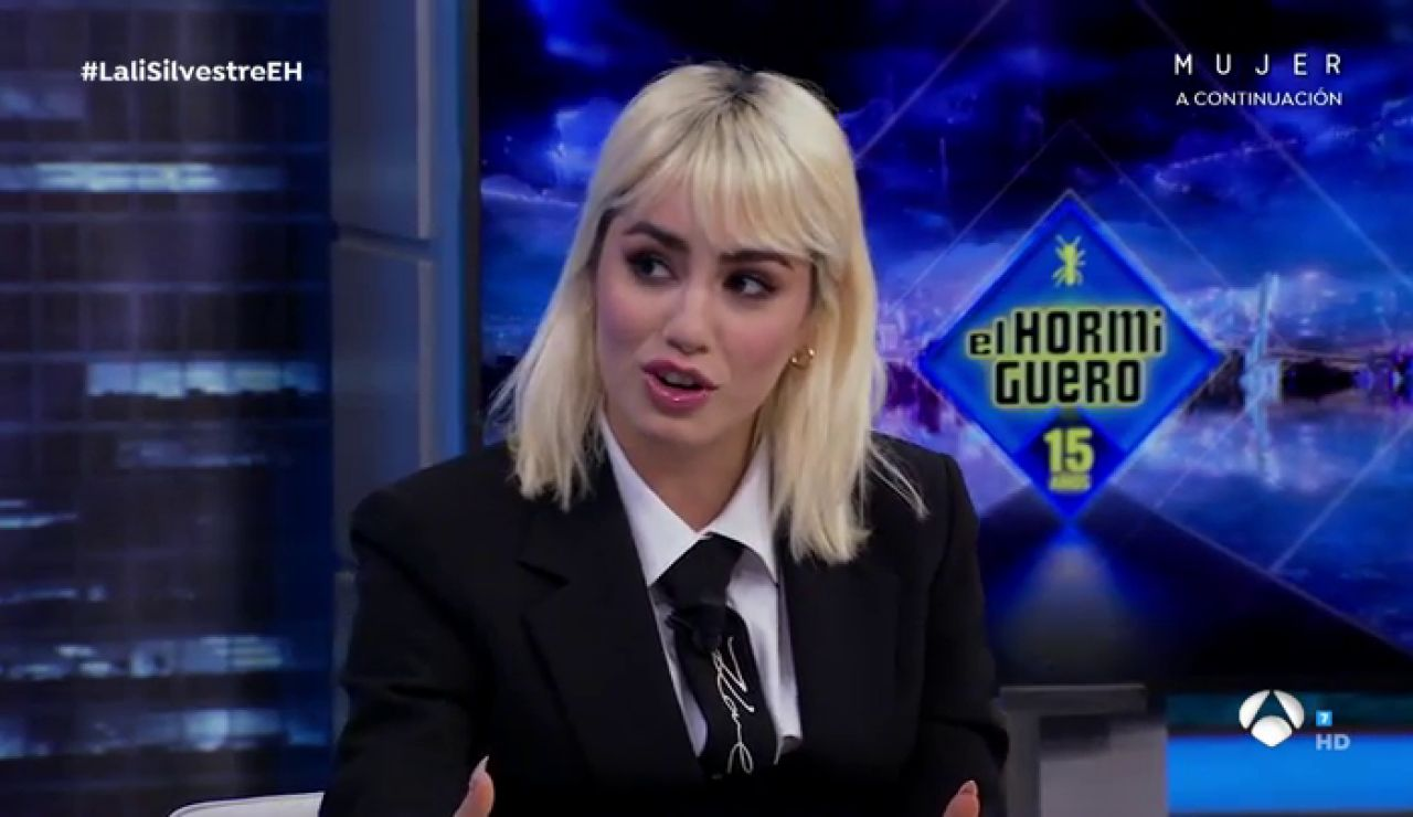Lali Espósito recuerda su traumática experiencia en el temporal Filomena