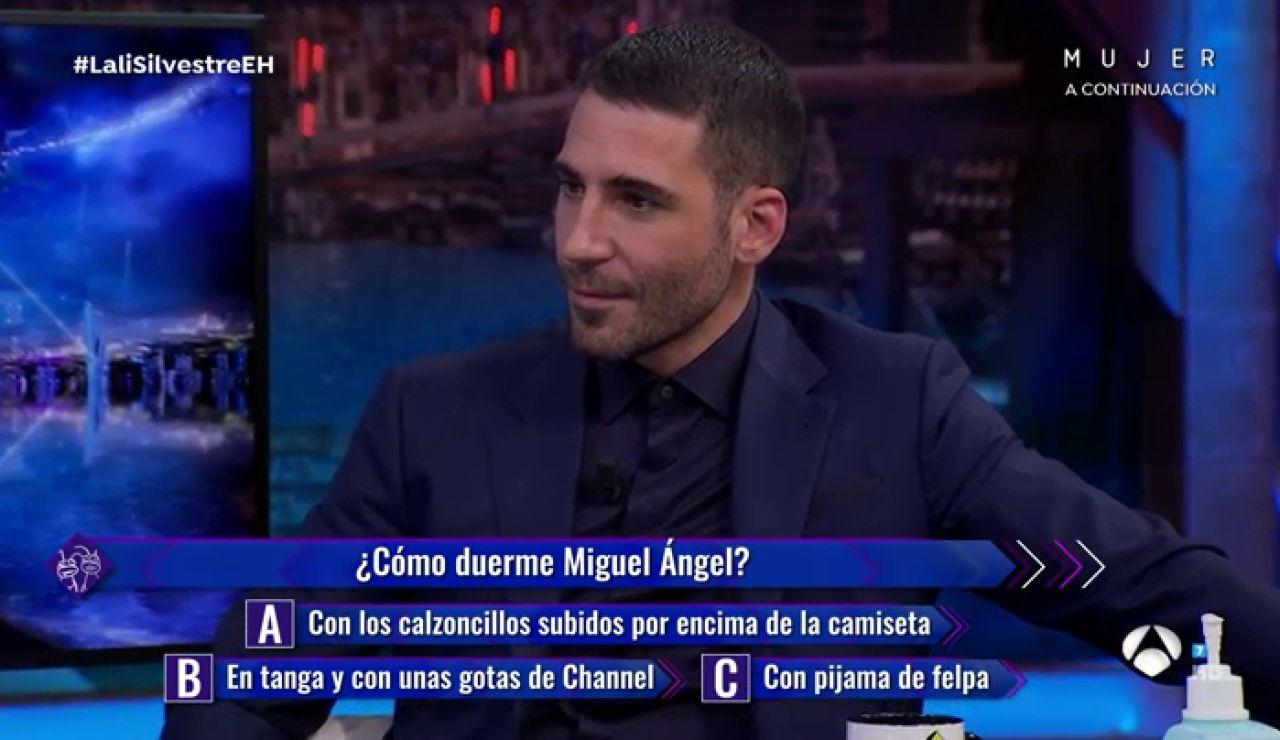 La peculiar manía de Lali Espósito y el placer secreto de Miguel Ángel Silvestre, al descubierto con Trancas y Barrancas