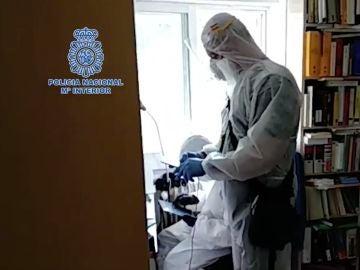 Detenido un profesor que acosaba a sus alumnas menores en Madrid