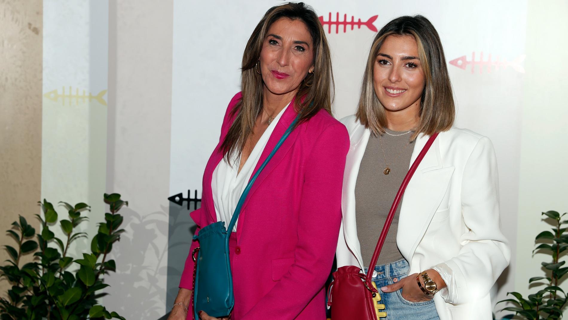 Paz Padilla y Anna Ferrer presentan su nueva línea de bolsos