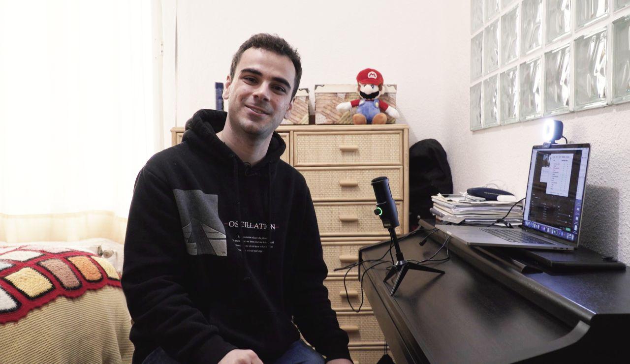 Pablo Díaz revela su método de estudio para triunfar en 'Pasapalabra'