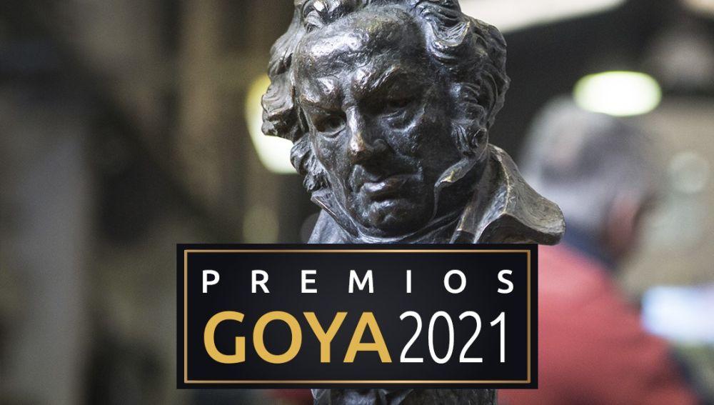 Mejor actriz de reparto de los Premios Goya 2021
