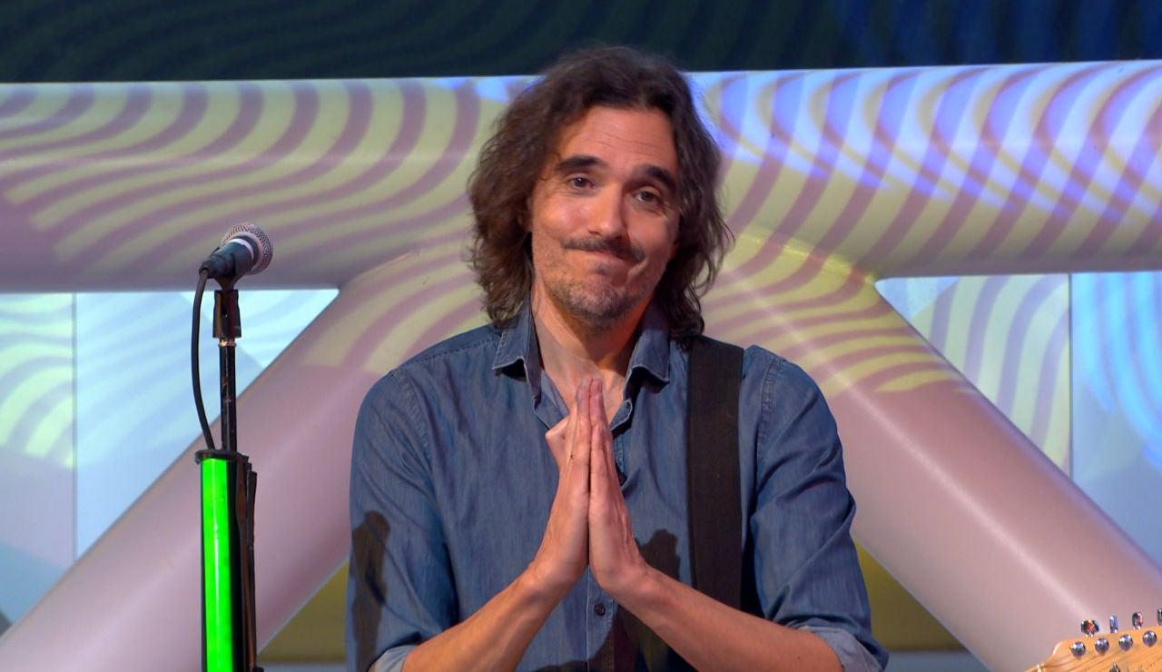 """La banda de 'La ruleta de la suerte' cambia una canción de Dani Martín: """"La he censurado"""""""