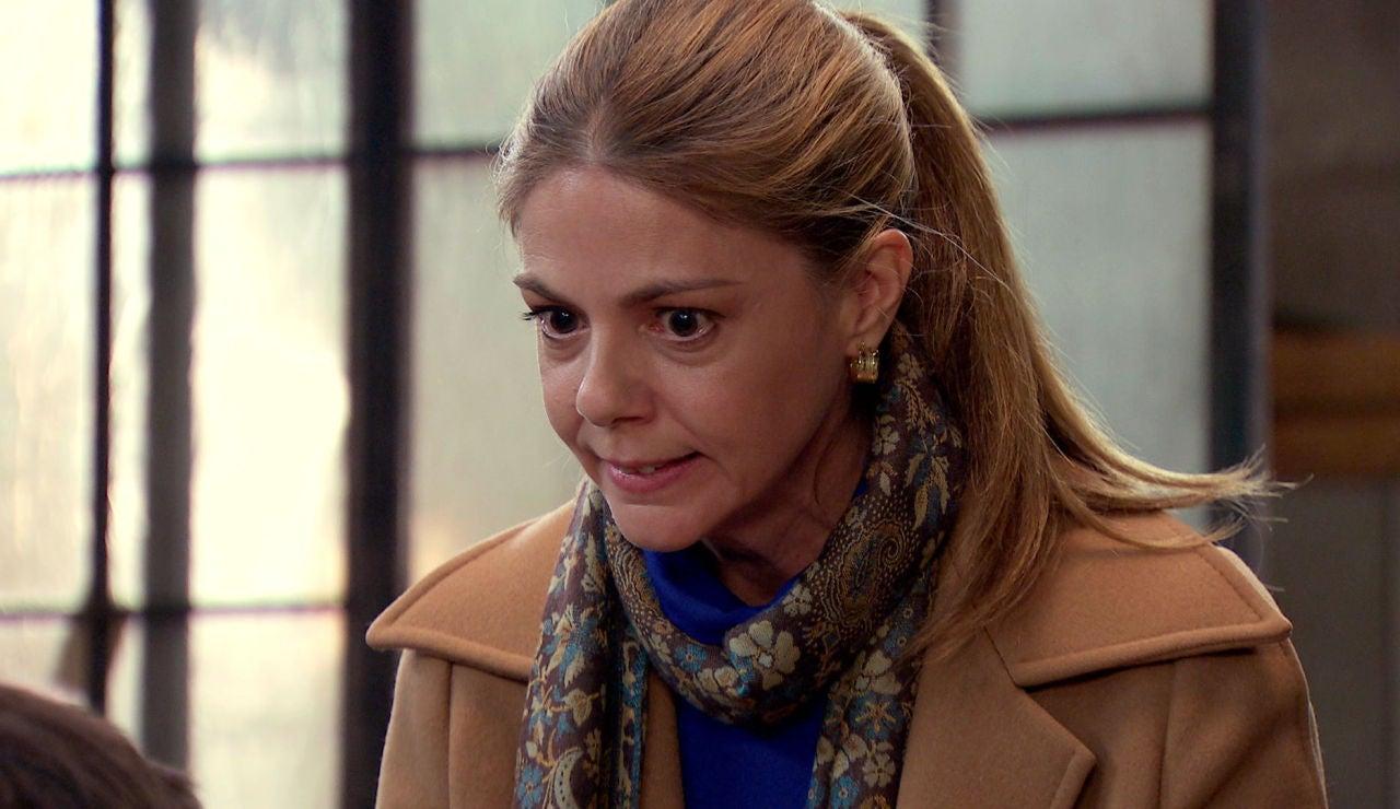 Maica, aterrada al descubrir la verdad gracias a la encerrona de Gorka