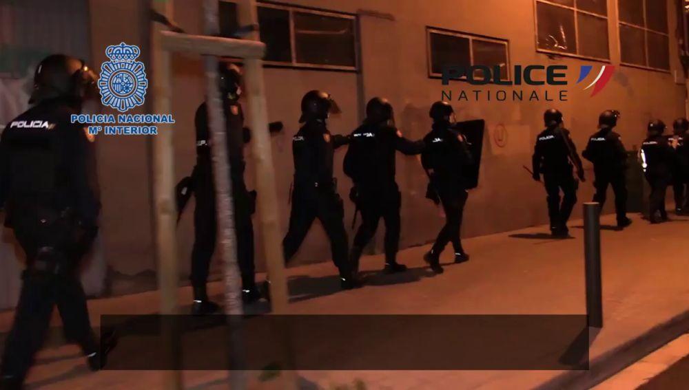 La Policía Nacional localiza un 'call-center' en España que gestionaba citas para prostituir a mujeres