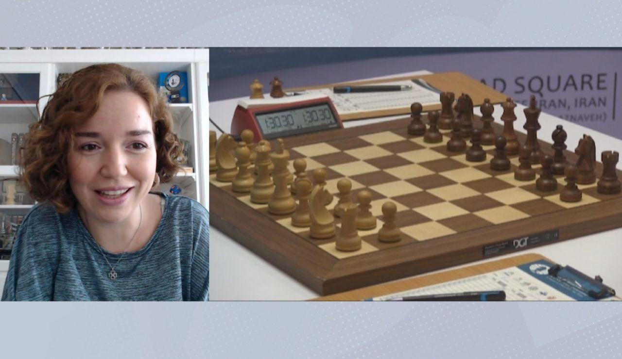 Sabrina Vega, ajedrecista española