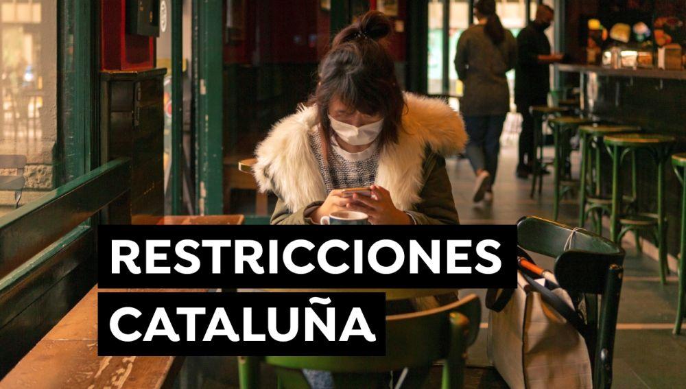 Cataluña relaja las restricciones contra el COVID-19 para la hostelería