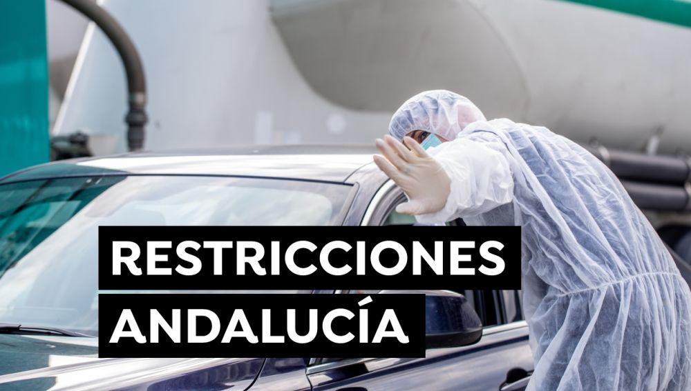 Nuevas restricciones en Andalucía por el COVID-19 hoy