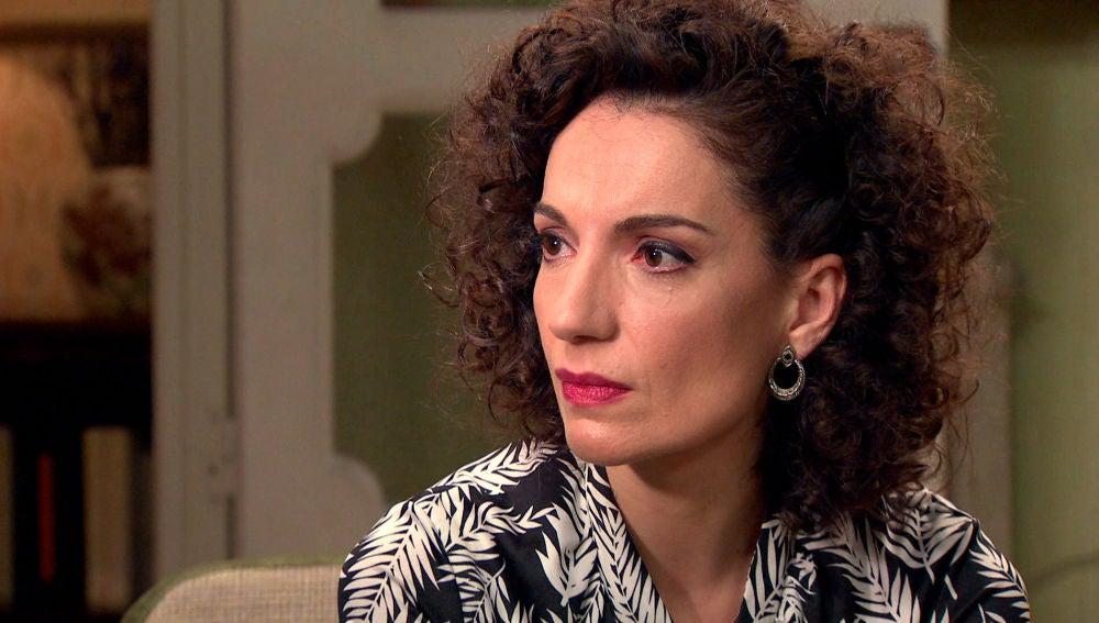Estefanía, a punto de cometer una locura: ¿ayudará a morir a Miguel?