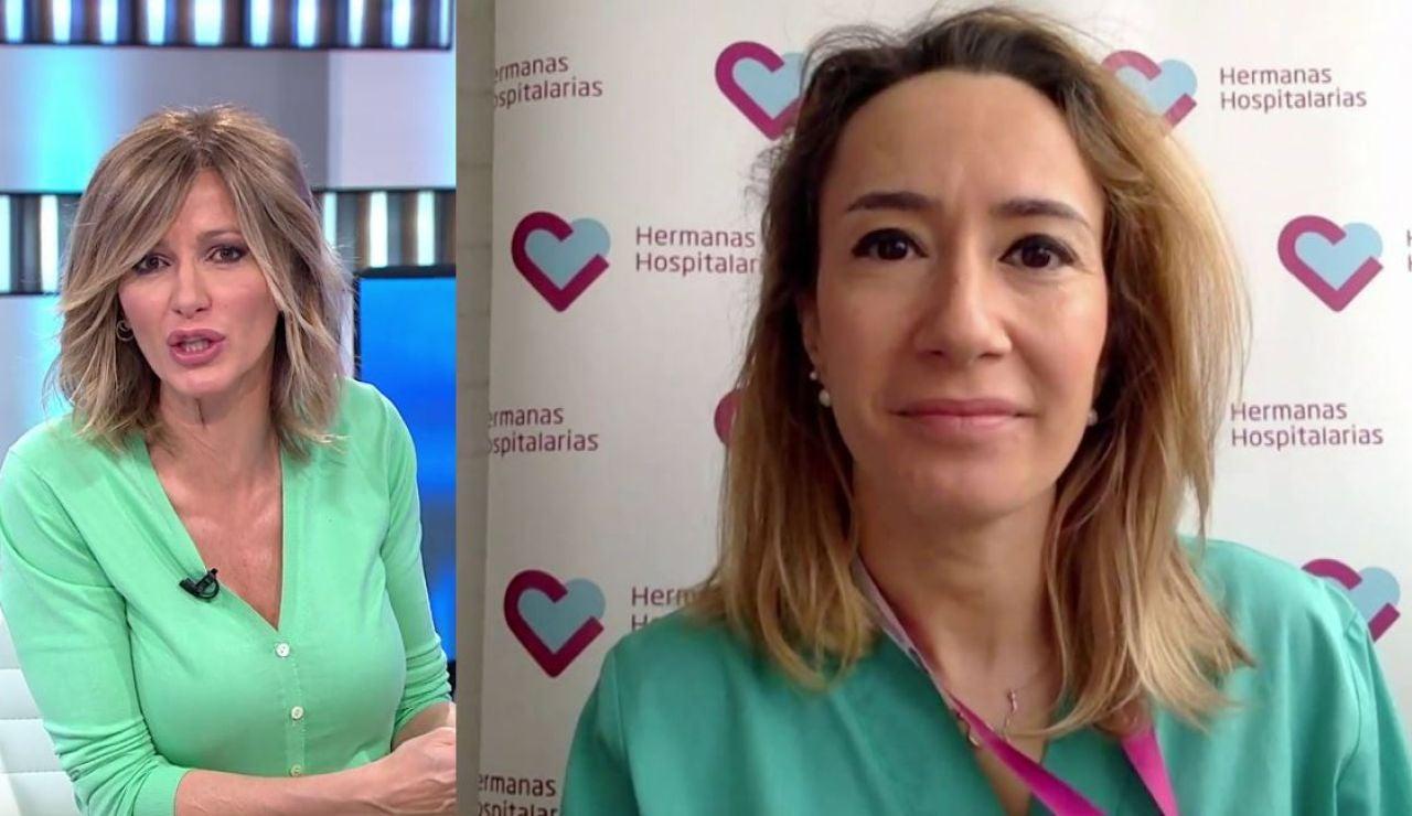 Laura Sanz, Covid persistente