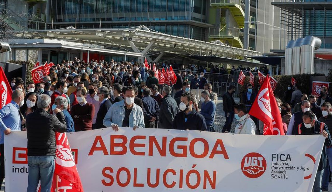 Abengoa solicita a Sepi un rescate de 249 millones para su filial Abenewco 1