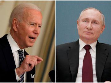 """Joe Biden llama """"asesino"""" a Vladimir Putin y asegura que """"pagará el precio"""" de interferir en las elecciones de EEUU"""