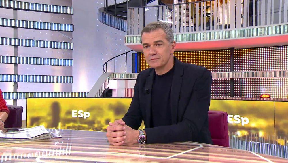 Entrevista a Toni Cantó en Espejo Público