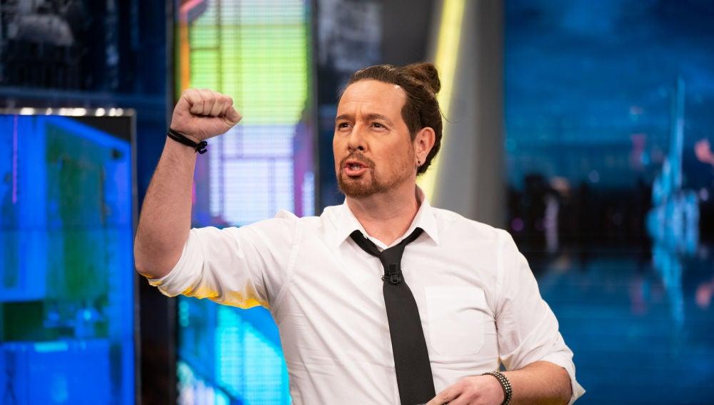 'Pablo Iglesias' revela en 'El Hormiguero 3.0' por qué se presenta a las elecciones en Madrid