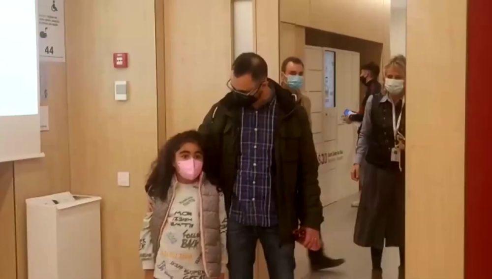 Presentan el primer trasplante cruzado de riñón de grupo sanguíneo incompatible en España