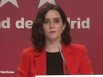 Así es el plan de ayudas directas a las empresas anunciado por Isabel Díaz Ayuso