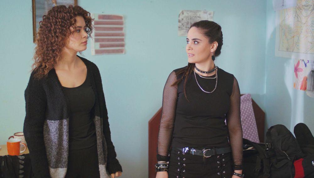 Idil, dispuesta a vengarse de Sirin antes de abandonar la casa de Hatice y Enver