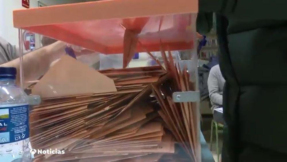 NUEVA ELECCIONES MADRID
