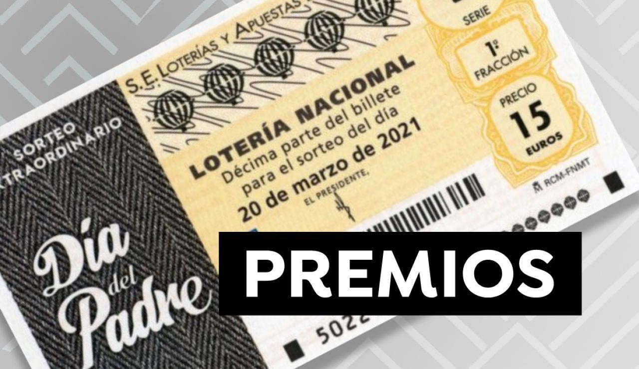 Sorteo Extraordinario del Día del Padre Lotería Nacional 2021: Premios y probabilidades de ganar