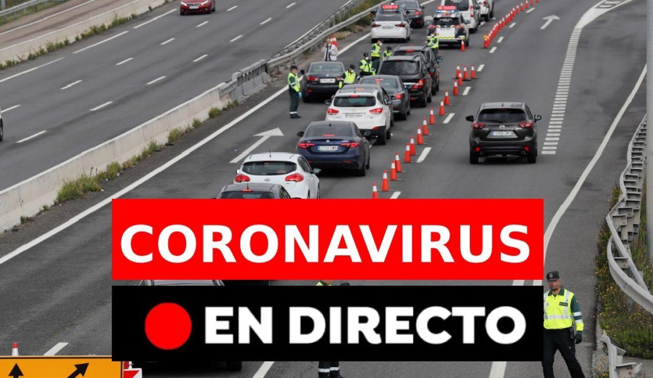 Última hora de restricciones y medidas por el coronavirus en España hoy, jueves 18 de marzo